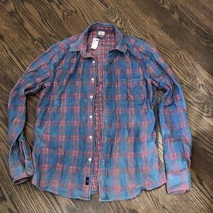 Men's Faherty cotton shirt